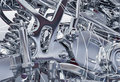 Abstract Metal Machine Royalty Free Stock Photo - 19777685