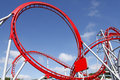 Roller Coaster Royalty Free Stock Photography - 19791347