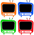 Television Stock Photography - 19828182