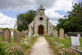 Path To The Chapel Royalty Free Stock Image - 19862606