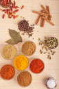 Spices And Herbs Stock Photos - 19862613
