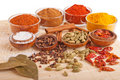 Spices And Herbs Stock Photo - 19862770