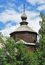 Cupola Of Ancient Church In Murom, Russia Stock Image - 19892041