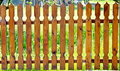 Wooden Fence Royalty Free Stock Image - 19932626