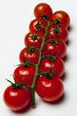 Cherry Tomatoes Royalty Free Stock Images - 19969369