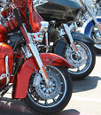 Bikes In A Row Stock Image - 19969751