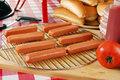 Hot Dogs Stock Photography - 19984022