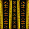 Decorative Seamless Wallpaper Royalty Free Stock Photography - 19984607