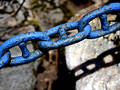 Old Chain. Detail III Royalty Free Stock Photos - 20538