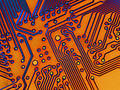 Motherboard Background Texture Royalty Free Stock Photography - 20777