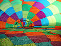 Hot Air Balloon Canopy Stock Photos - 207903