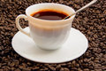 Coffee Cup And Saucer Royalty Free Stock Photo - 2004175