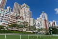 Residential Building In Happy Valley, Hong Kong Stock Photos - 20005703