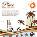 Summer Background Stock Images - 20016674