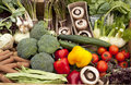 Vegetable Selection Royalty Free Stock Photo - 20055585
