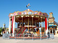 Merry-go-round Royalty Free Stock Image - 20070826