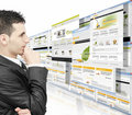 Online Business Royalty Free Stock Images - 20081149