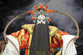 Chinese Opera Actor With Traditional Costume Stock Photos - 20091113
