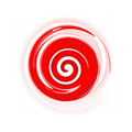 Red Spiral Royalty Free Stock Photography - 2017017