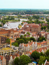 Old Town, Gdansk Royalty Free Stock Photo - 20144225