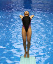 Diving Women 02 Stock Images - 20145214