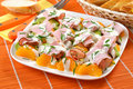 Colorful Salad Plate Royalty Free Stock Photography - 20154037