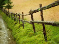 Old Wooden Fence Stock Photos - 20189903