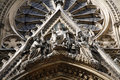 Paris - Detail From Saint Clothilde Gothic Church Royalty Free Stock Image - 20199716