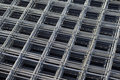 Stacked Rebar Grids Stock Images - 20204104