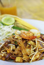 Pad Thai Royalty Free Stock Image - 20234756