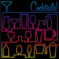 Cocktails! Stock Image - 20249671