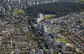 Vancouver And Burnaby, Aerial Stock Image - 20261471