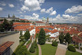 Prague, St. Nicholas Cathedral Stock Photography - 20262342