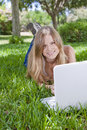 Outdoor Studying Royalty Free Stock Images - 20296639