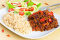Chili Con Carne Royalty Free Stock Photos - 20308468