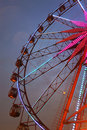 Ferris Wheel At Night Royalty Free Stock Photography - 20311207