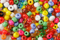 Beads Background Royalty Free Stock Photography - 20314657