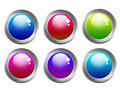 Buttons Web Stock Image - 20333661