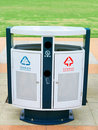 Recycle Bin Stock Photography - 20338422