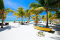 Perfect Tropical Beach Royalty Free Stock Images - 20341049