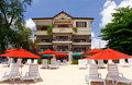 Barbados - St. James Beach Resort Hotel Stock Photography - 20357182