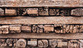 Pile Of Track Sleeper Woods Royalty Free Stock Photography - 20368957