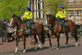Police On Horse Stock Images - 20385214