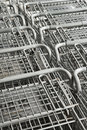 Shopping Carts. Royalty Free Stock Images - 2046199