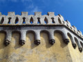 Pena Palace In Portugal Royalty Free Stock Images - 20400859