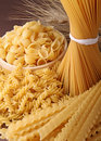 Uncooked Pasta Stock Images - 20408704