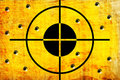 Target On The Wall Royalty Free Stock Images - 20411929