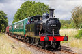 Mid Norfolk Railway - A First Stock Photography - 20412472
