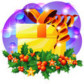 Christmas Gift Royalty Free Stock Photos - 20428708