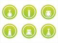 Green Chemical Signs Stock Images - 20434004